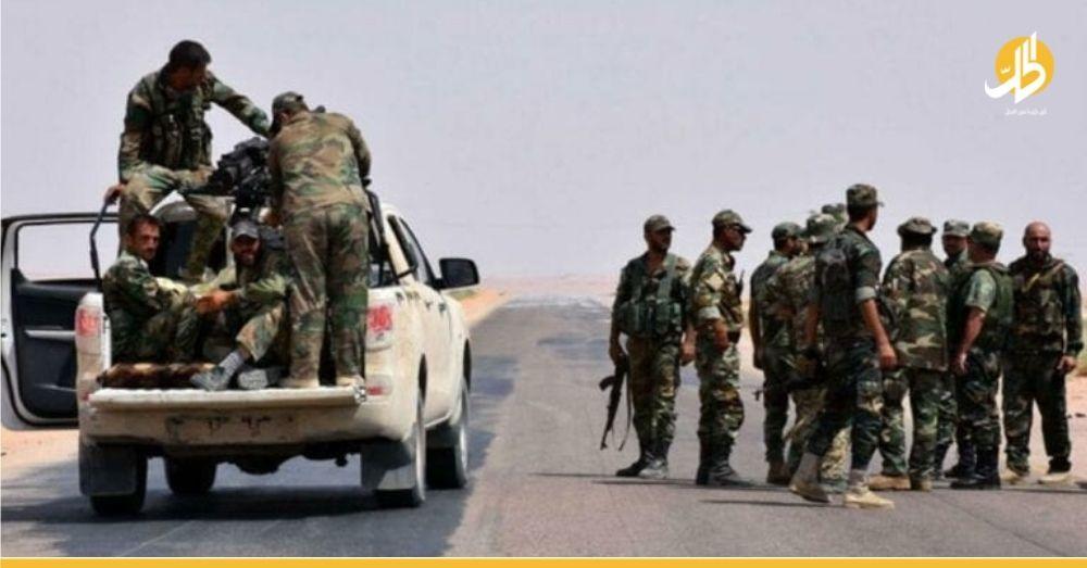 جرحى باشتباكٍ بين ميليشيات موالية لـ«الحكومة السوريّة» شرقي دير الزور