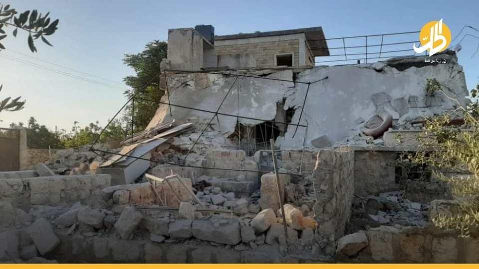 لليوم الـ55 على التوالي.. «الحكومة السوريّة» تستمر بقصفها على ريف إدلب الجنوبي