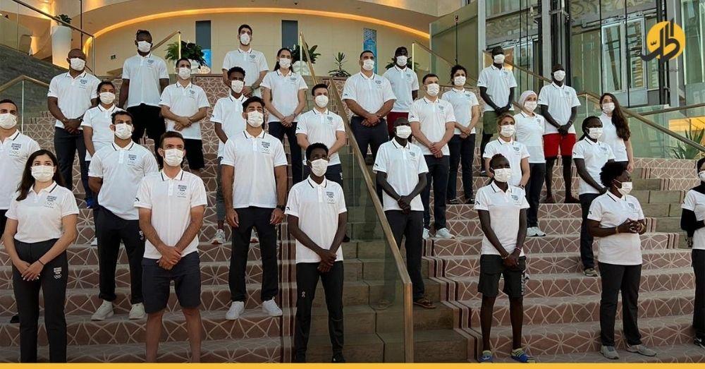 بالأسماء.. عدد السوريين ضمن فريق اللاجئين في أولمبياد طوكيو يفوق أعضاء منتخب سوريا