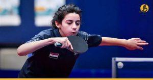 """رغم خروجها مبكّراً.. السوريّة """"هند ظاظا"""" مستمرّة في خطف الأضواء في أولمبياد طوكيو"""