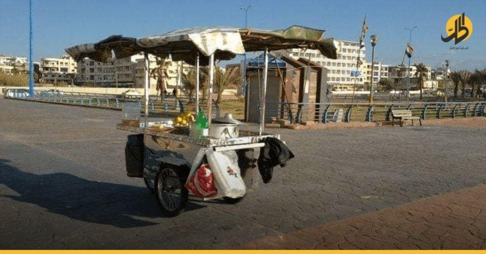 «عربة فول» في طرطوس تتسبب بمقتل صاحبها طعنًا بالسكين