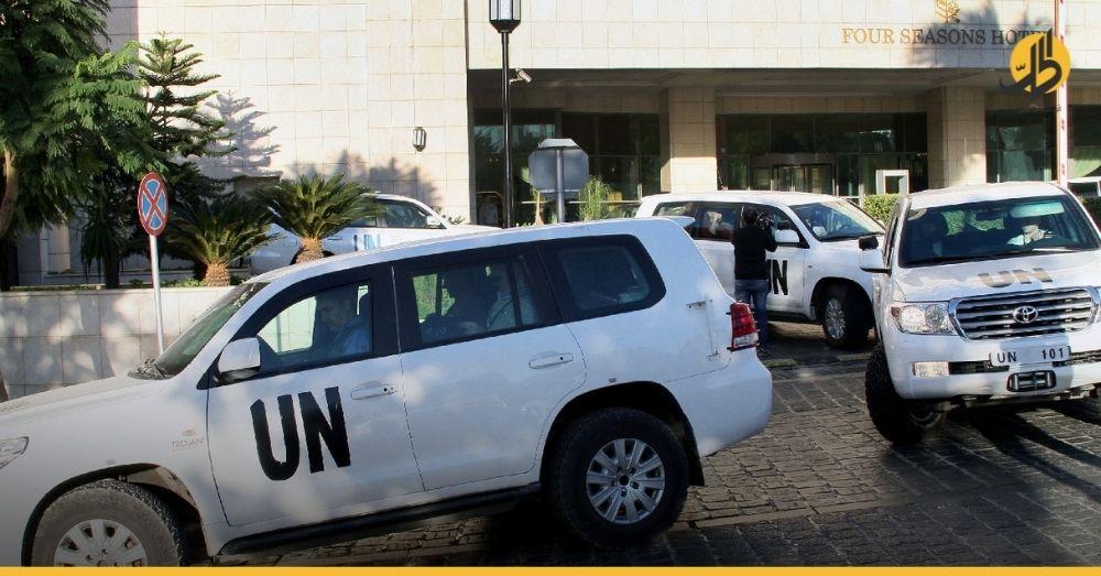 """دعمٌ مالي للأسد.. """"فور سيزون دمشق"""" يحصد 15 مليون دولار من الأمم المتحدة خلال عامٍ واحد"""