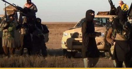 داعش في الباديه السورية