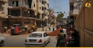 اشتباكات أحياء درعا البلد
