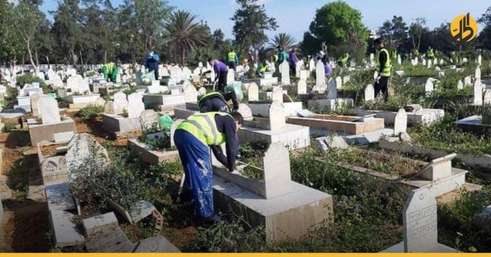 """مشروع """"باسيليا سيتي"""" .. يُهجّر ألف مُتوفّى من مقبرة """"كفرسوسة"""" بدمشق"""