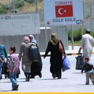 سوريّون في تركيا طرق للهجرة