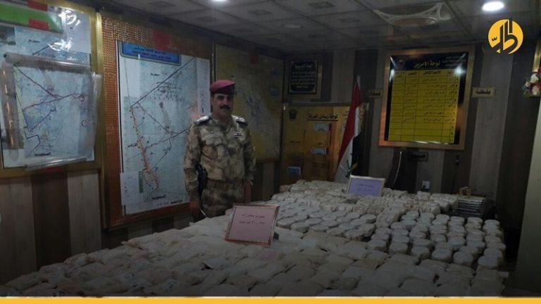 المخدرات في العراق: الإطاحة بأبرز 3 تجار في المثنى