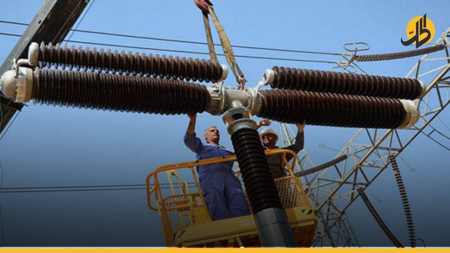"""وزارة الكهرباء العراقية تُحدد موعد بلوغها مرحلة """"الاكتفاء الذاتي"""""""