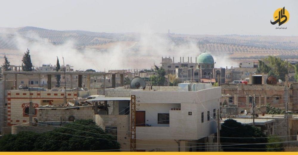 الأولى من نوعها منذ سنوات.. الجيش السوري يبدأ حملة عسكرية للسيطرة على منطقتين في مدينة درعا