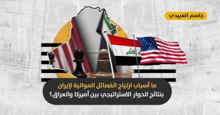 الحوار بين العراق والولايات المتحدة