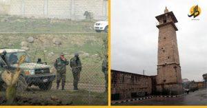 الحرب في درعا