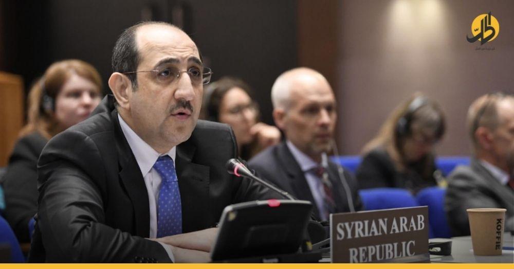 مندوب سوريا في الأمم المتّحدة يقدّم بيان لمجلس الأمن حول الغارات الإسرائيليّة