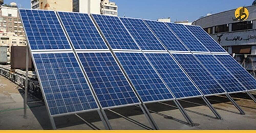 """""""المكتوب باين من عنوانه"""".. نصف ألواح الطاقة الشمسية في الأسواق السورية مغشوشة!"""