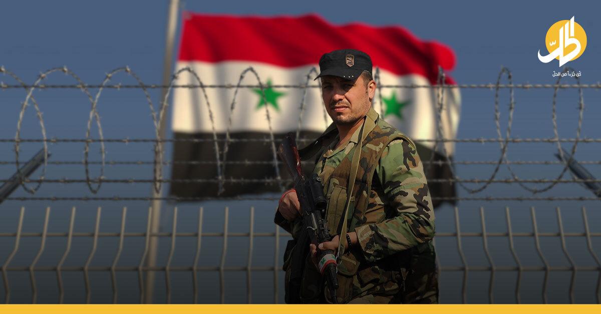 بعد وقوعه أسيراً في درعا.. جنديٌ سوري يعاتب والدته بسبب السفر ويكشف حقيقة ما جرى مع الفرقة الأولى