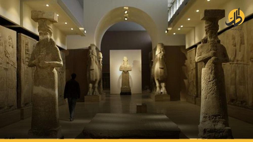 العراق.. توجيه رسمي بإعادة افتتاح المتحف الوطني
