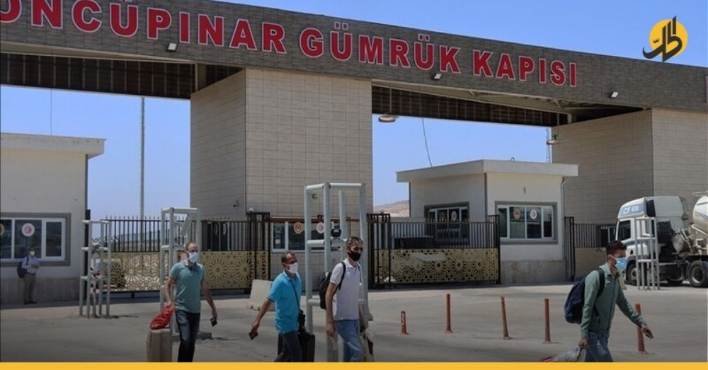 """تعليمات جديدة للسوريين العائدين إلى تركيا عبر معبر """"باب السلامة"""""""