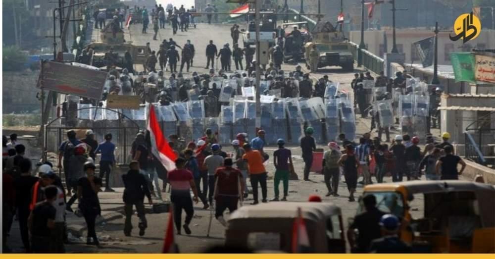 احتجاجات بالبصرة بعد وفاة ثاني شخص بسبب التعذيب بأحد السجون خلال أيام