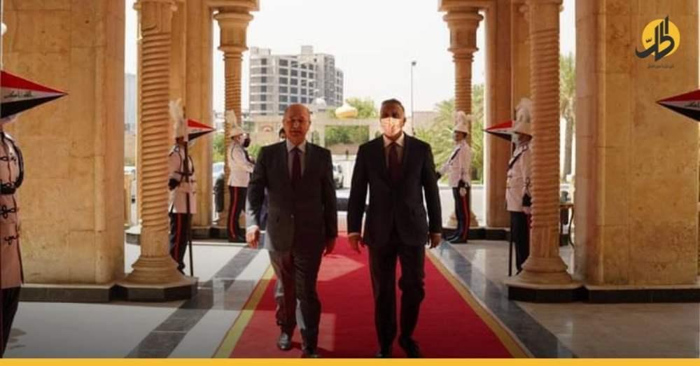 """""""الكاظمي"""" و""""صالح"""" يؤكّدان على ملاحقة فلول """"داعش"""".. الانتخابات بموعدها"""