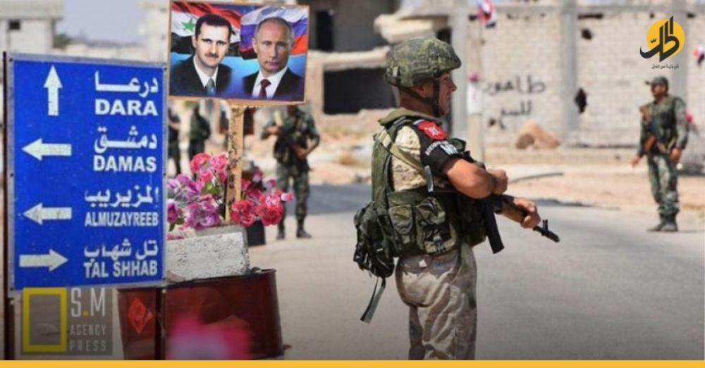 «الحكومة السوريّة» تضع شرطاً لوقف العمليّات العسكريّة في درعا