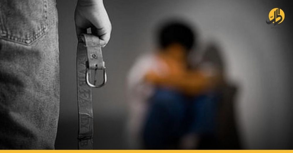 على يد زوج والدته.. تعذيب طفل بطريقة وحشية في دير الزور