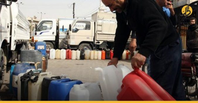 وزارة النفط المازوت للسوريين