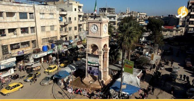 الخوذ البيضاء الحرائق سوريا