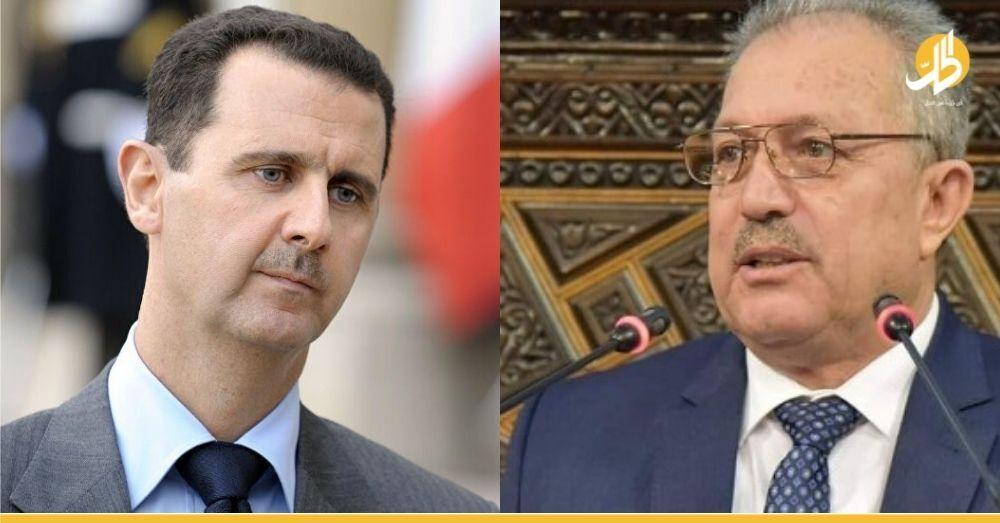 """""""عرنوس"""" و""""الأسد"""".. عندما يتعاون الشريكان على إفقار السوريين"""