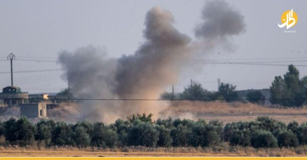 بينهم أطفال.. مقتل أربعة أشخاص وإصابة آخرين بقصفٍ تركي على قريةٍ شمالي الرقة