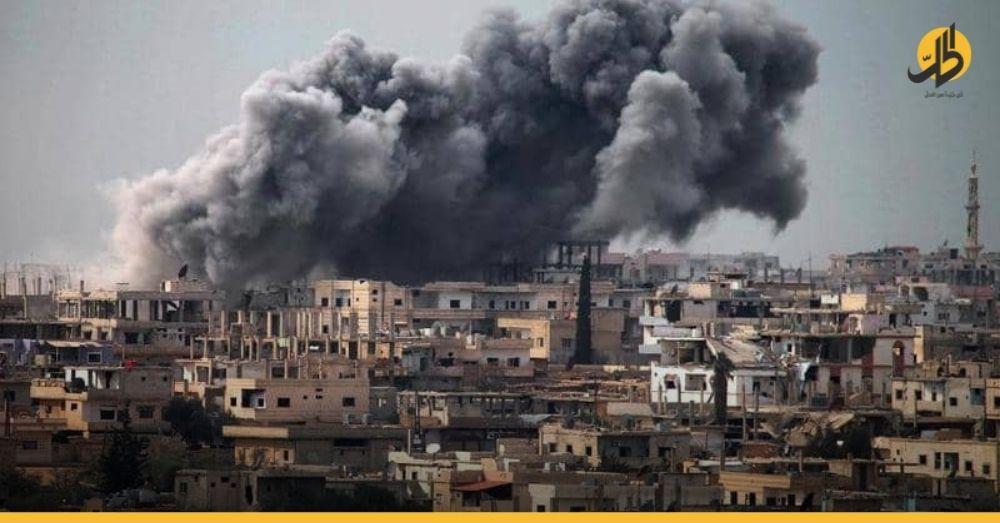 الحكومة السورية في درعا