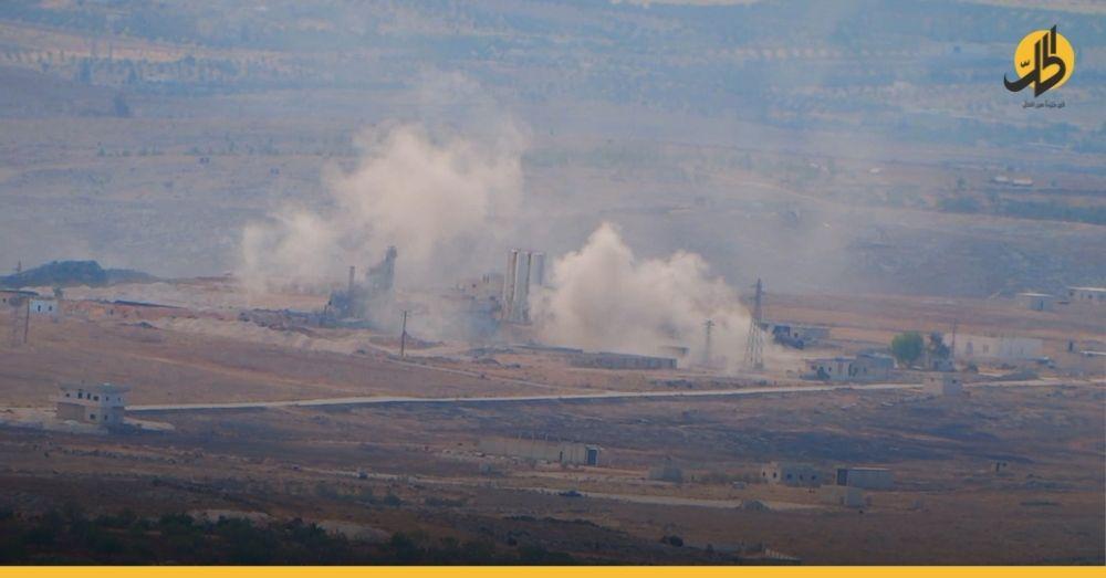 فصائل المعارضة السورية تُصعّد هجماتها ضد القوات الحكومية بريف إدلب