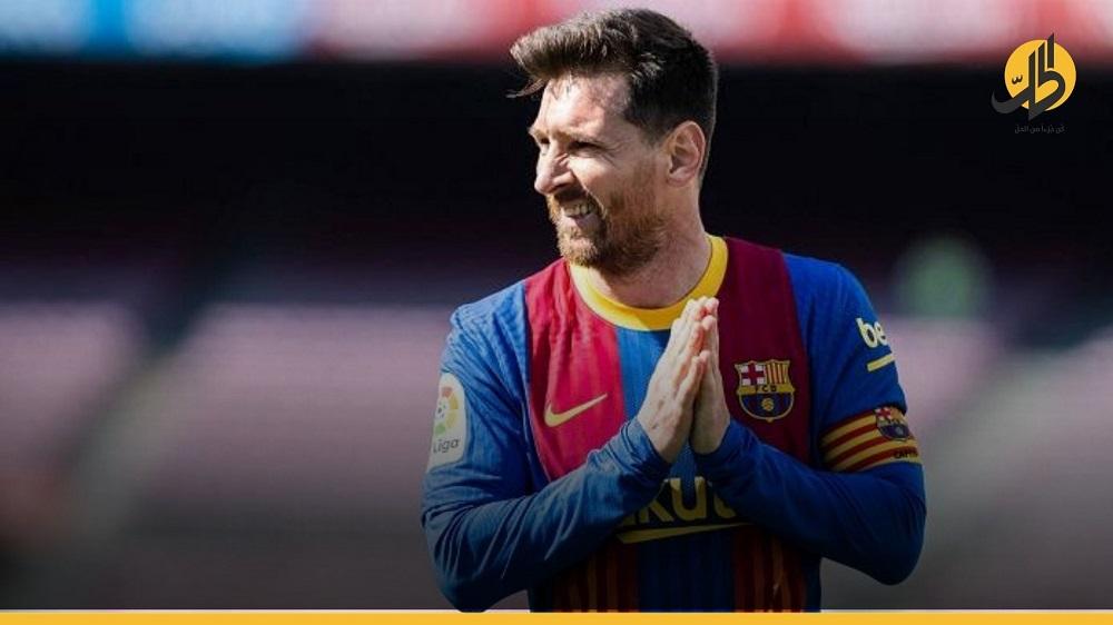 برشلونة تُقدم عرضاً أخيراً لميسي للبقاء في النادي