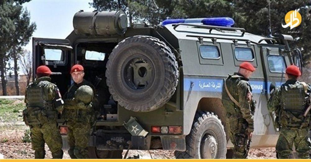 مُجدداً.. الشرطة الروسية تصطدم مع «الحرس الثوري» بدير الزور وتعتقل 4 من عناصره