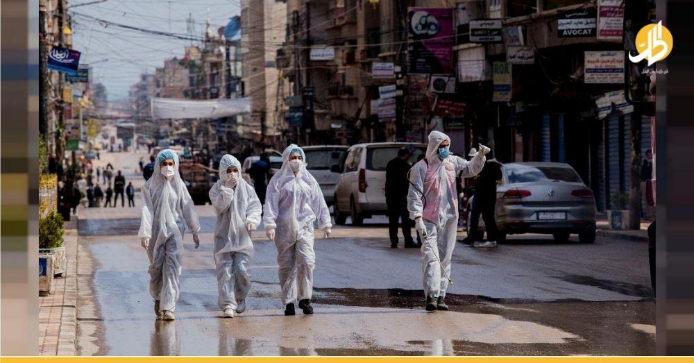 بوتيرة مرتفعة.. ازدياد أعداد المصابين بكورونا شمال غربي سوريا