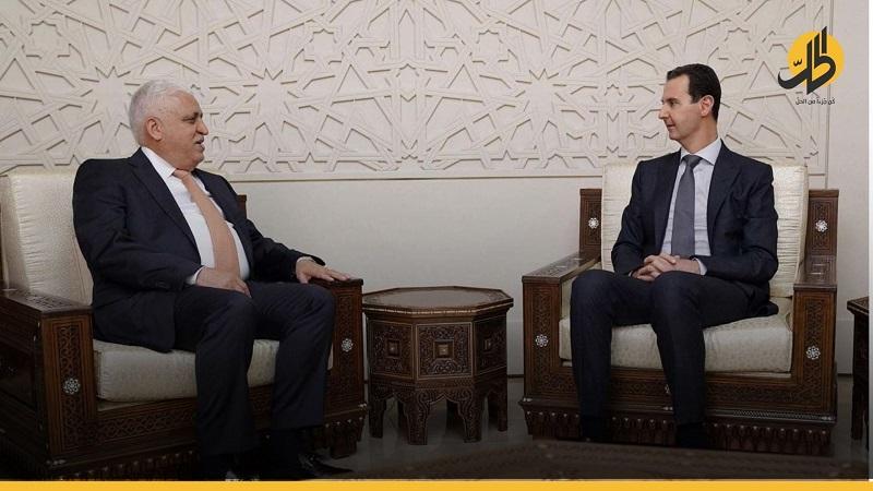 ما خفي من لقاء الفياض والأسد: توجيه إيراني وعصيان لحكومة الكاظمي
