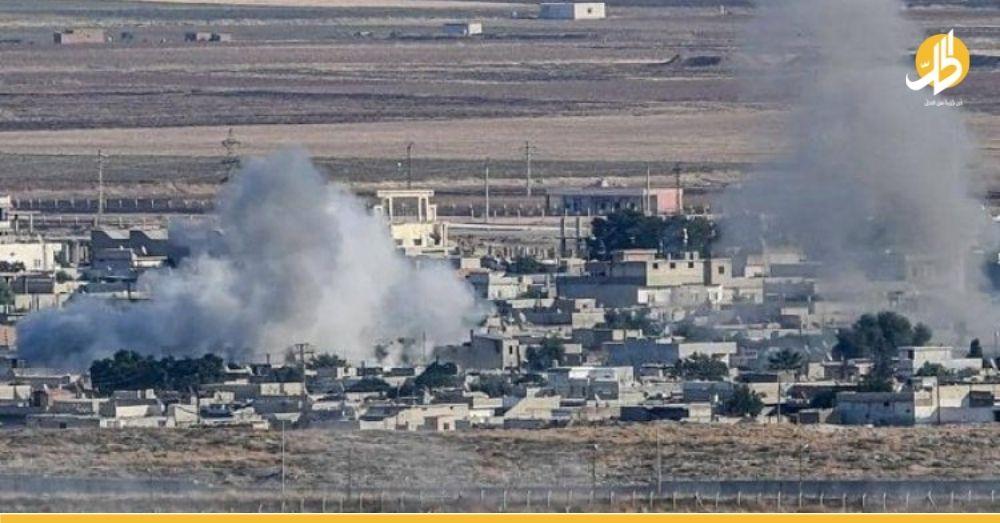 """بينهم نساء.. جرحى بقصفٍ تركي على بلدة """"أبو راسين"""" شمالي الحسكة"""