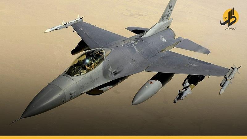 "كركوك.. مخابئ ""داعش"" تُقصف بطائرات ""أف 16"""