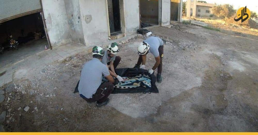 ضحايا أطفال بقصفٍ للقوات الحكومية على قريةٍ جَنُوب إدلب