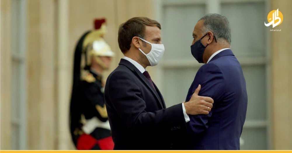 """باريس تحدّد موعد وصول """"ماكرون"""" إلى بغداد.. تخفيف التوترات وقضايا أخرى"""