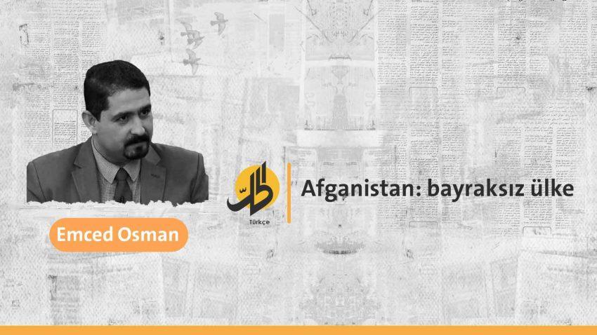 Afganistan: bayraksız ülke