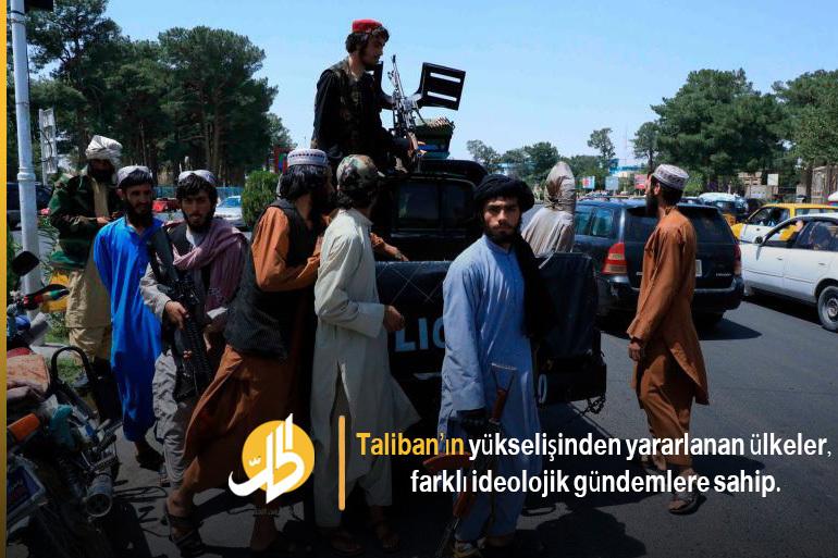 Erken düşüş: Taliban'ın yükselişinde ve Afganistan'da iktidarı ele geçirmesinde kimin katkısı oldu?
