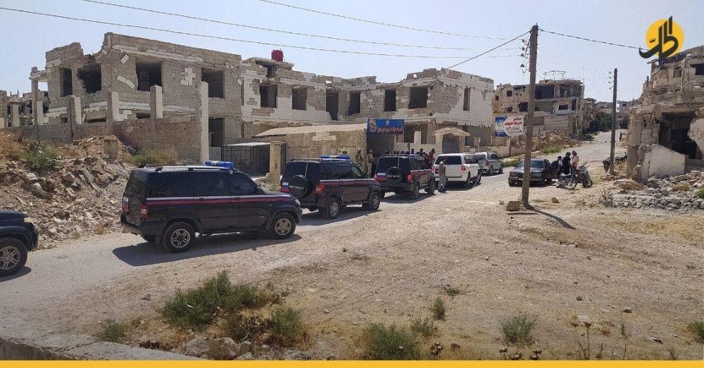(فيديو) الجيش السوري يدخل أحياء درعا البلد لأول مرة منذ 10 سنوات