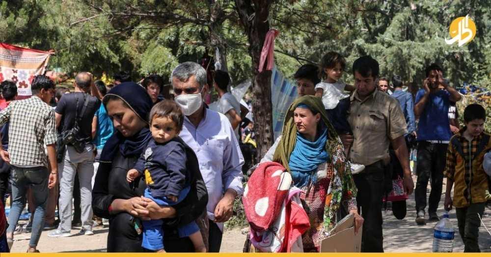 """سعي إيراني لتوطين اللاجئين الأفغان """"الشيعة"""" بداخل العراق.. القصة الكاملة"""