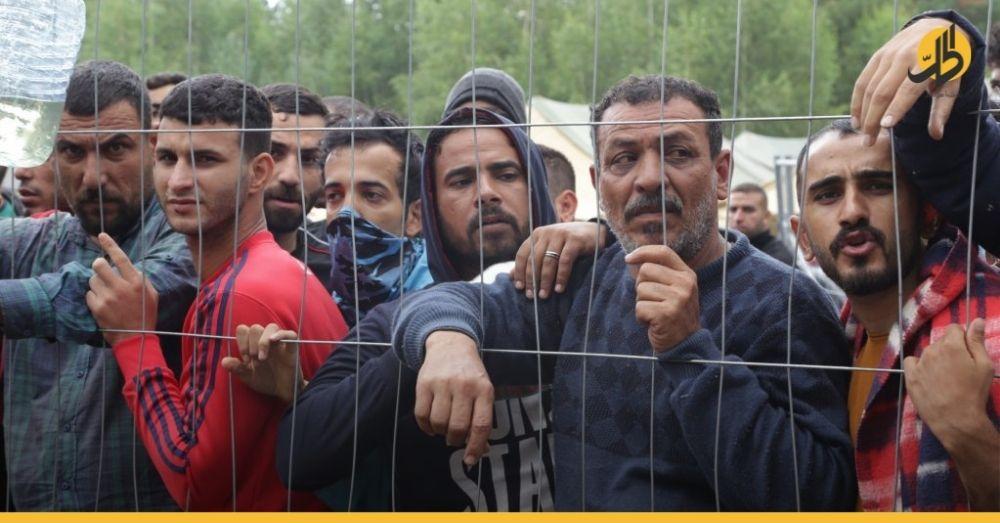 بينهم سوريون.. استمرار وصول المهاجرين إلى بولندا قادمين من بيلاروسيا