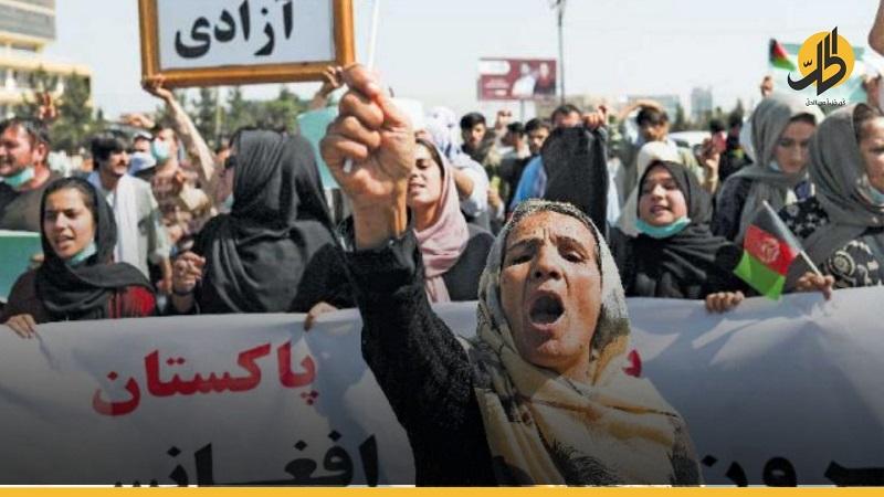 احتجاجات في أفغانستان.. طالبان تقطع الإنترنت عن كابول