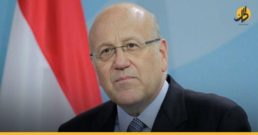 """رئيس الحكومة اللبنانية الجديدة يكشف عن شروطه لزيارة """"الأسد"""""""