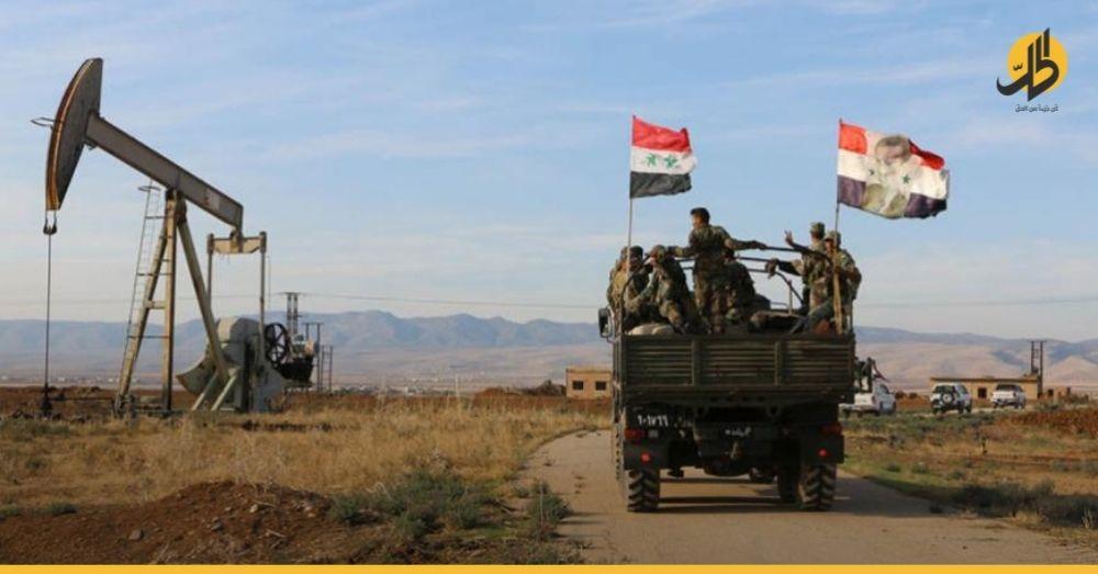 «الحرس الثوري» يواصل عمليات إنشاء مهبطٍ للطائرات المروحية جَنُوبي الرقة