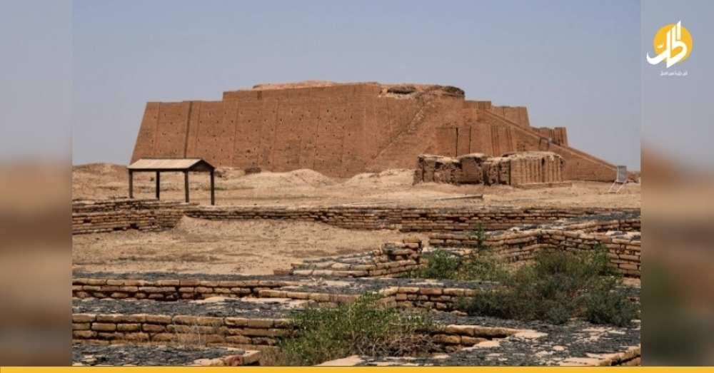 """اكتشاف معبد سومري في ذي قار.. وتوقعات بمزيد من """"الاكتشافات المهمة"""""""