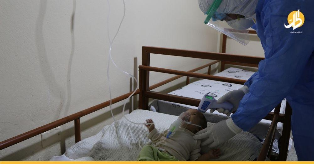 «كورونا» يحصد أعلى نسبة وَفَيَات في إدلب منذ بدء تفشي الجائحة