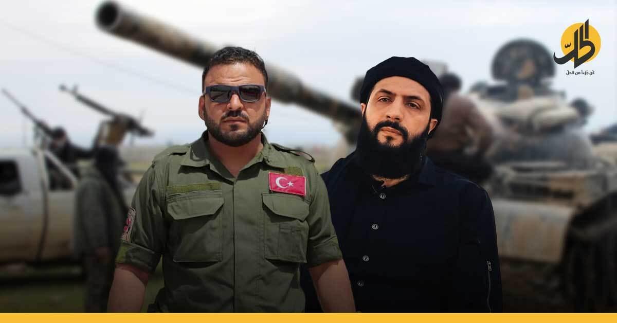 """""""قسد"""" تكشف عن تعزيزات عسكرية لـ """"هيئة تحرير الشام"""" في عفرين"""