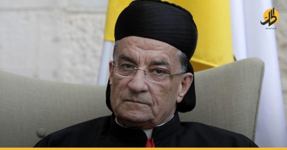 """لبنان: البطريرك """"الراعي"""" يرفض """"المازوت"""" القادم عبر الجيش السوري وحزب الله"""